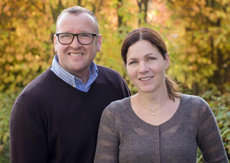 Anne Murschel und Michael Murschel   Jean Hommel GmbH