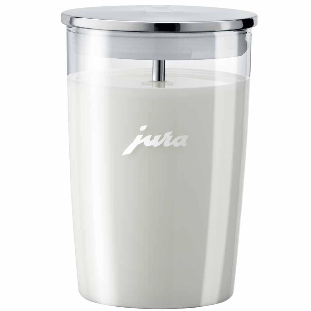 Jura Milchbehälter