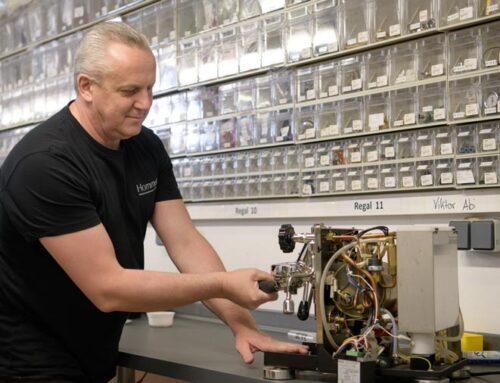 Wir suchen Servicetechniker/in (m/w/d) für Kaffeemaschinen