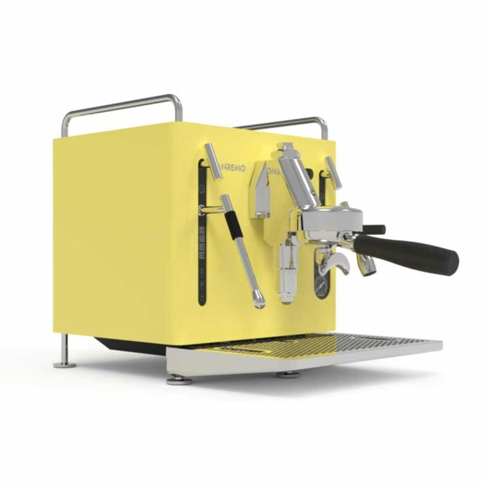 Sanremo Cube Gelb seitlich